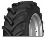 Optitrac DT812 R-1W Tires